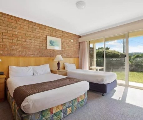 Motel Accommodation Merimbula - Comfort Inn Merimbula